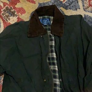 Eatonhouse L Wax Jacket